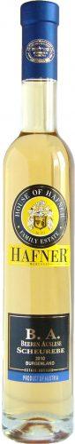 Hafner, Old Vienna, Otto, Beerenauslese, BA, Kosher, noble rot, Botrytis, Neusiedlersee, edelsüss, Süsswein, Dessertwein