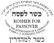 Logo Kosher 2013