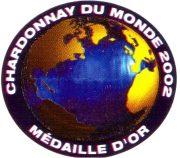 Chardonnay du Monde Gold 2002